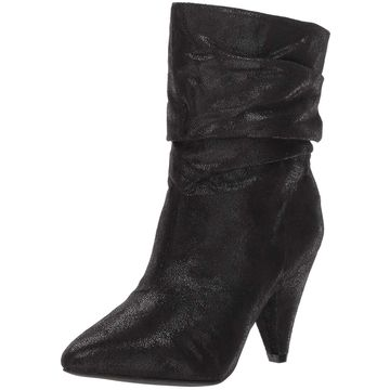 Report Womens Vera Pointed Toe Mid-Calf Fashion Boots