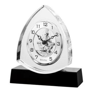 Bulova Trident Mantle Clock