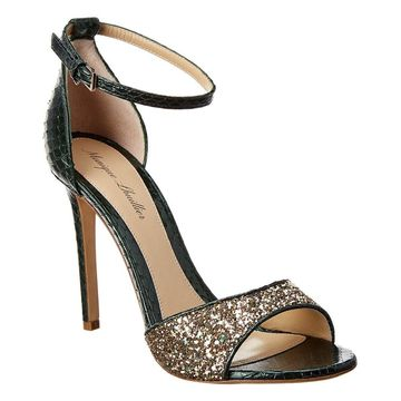 Monique Lhuillier Eve Leather Sandal