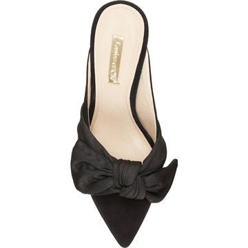 Louise Et Cie Womens Kahara Suede Pointed Toe D-orsay Pumps