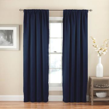 eclipse Thermal 1-Panel Solid Window Curtain