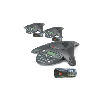 Polycom 2200-16200-001 (3-Pack) SoundStation 2 Expandable