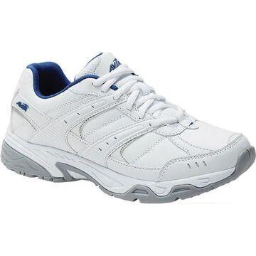 Avia Women's Avi-Verge Sneaker Bright White/Bijou Blue/Alloy