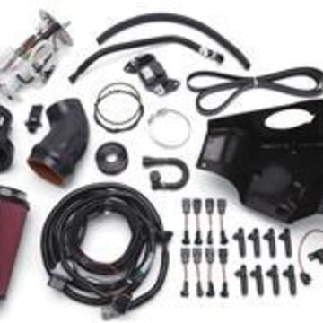 EDL15802 No.1580 Stage II Upgrade Supercharger for 2005-2009 Mustang 4.6L 3V Modular