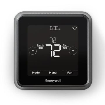 Honeywell Selectable-Flexible Touch Screen Programmable Thermostat and and Wi-Fi Compatibility