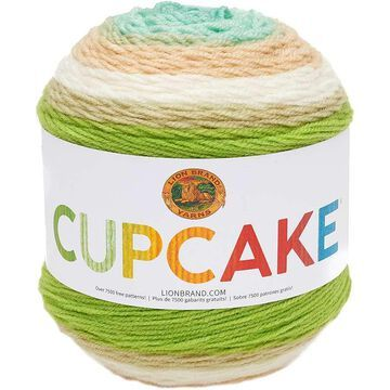 Lion Brand Lion Brand Yarn Cupcake Sea Breeze