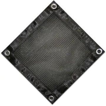 Blue Wave Round Leaf Net Above Ground Pool Cover