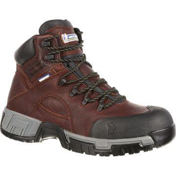 #XHY662, Michelin HydroEdge Steel Toe Waterproof Work Boot