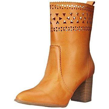 Nomad Women's Bobbi Boot, Camel, 7 M US
