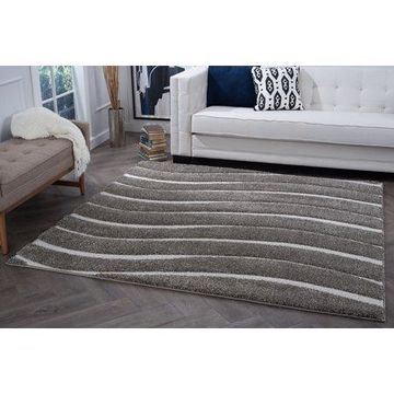 Bliss Rugs Wave Contemporary Area Rug