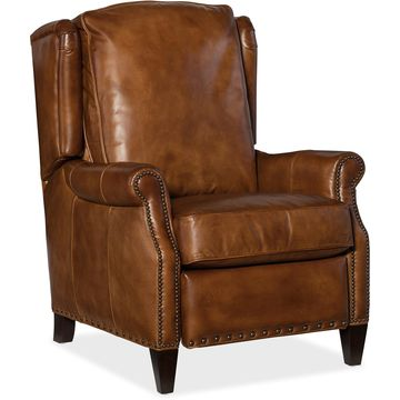 Hooker Furniture Living Room Silas Recliner