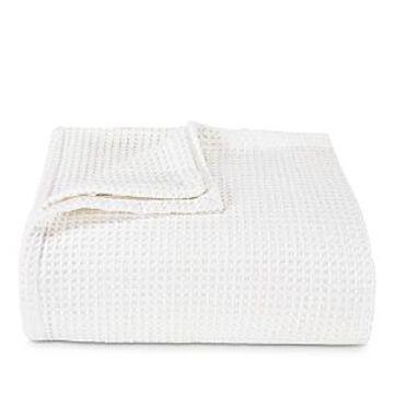 Vera Wang Waffleweave Blanket, King