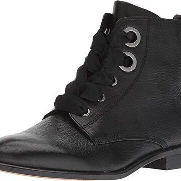 Isola Womens Tocina Leather Almond Toe Ankle Fashion