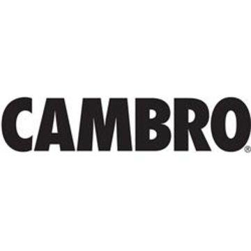 Cambro Camtainer 10 Gallon Beverage Dispenser with Plug
