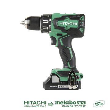 Hitachi 1/2-in 18-Volt Variable Speed Brushless Cordless Hammer Drill