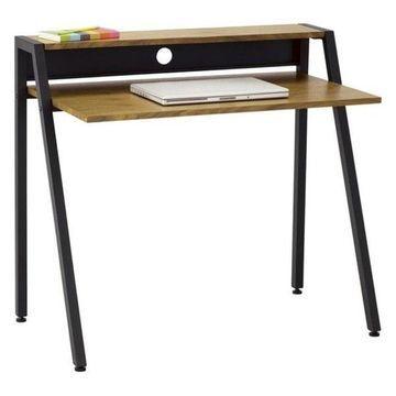 Safco Writing Desk in Cherry