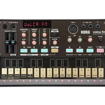 Korg Digital FM Synthesizer (VOLCAFM) Korg Volca FM