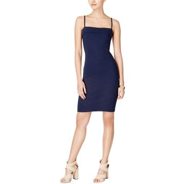 MinkPink Womens Over The Horizon Bodycon Dress