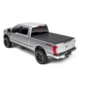Truxedo 1584916 Truxedo Sentry Tonneau Cover; Black; w/Ram Box;