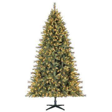 7.5Ft Pre-Lit Quick Set Glendale Fir Artificial Christmas Tree, Micro Dot LED Lights by Ashland   Michaels