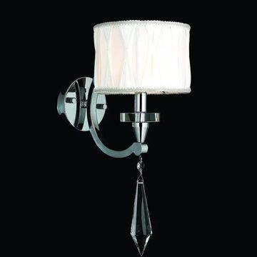 Worldwide Lighting W23134C8 Cutlass 1 Light 8