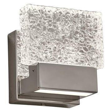 Plc Lighting 84411Pc Ombrelle Led 1-Light Wall Light,Polished Chrome