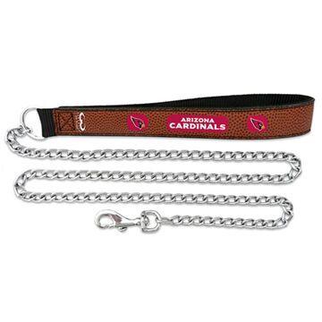 Arizona Cardinals Chain Leash - Brown