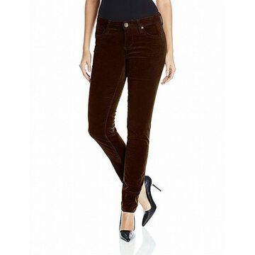 Kut From The Kloth Brown Womens 8 Skinny Corduroy Stretch Pants