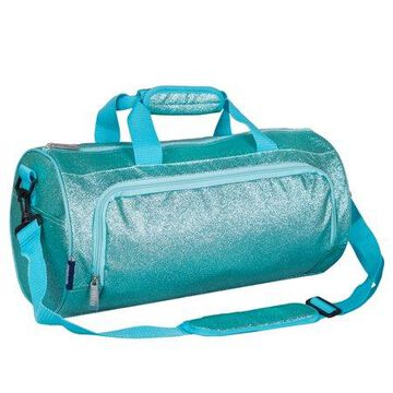 Wildkin Blue Glitter Dance Bag for Boys and Girls