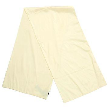 Jil Sander Yellow Polyester Scarves