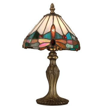Dale Tiffany Roseate Mini Lamp