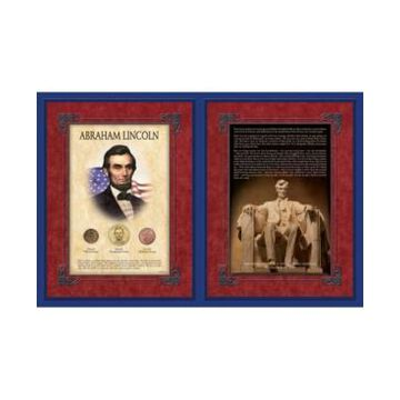 American Coin Treasures Famous Speech Series - Abraham Lincoln, Gettysburg Address