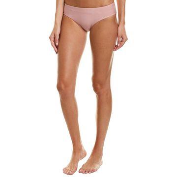 Ella Moss Womens Meshed Up Retro Bikini Bottom