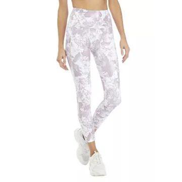 Rbx Women's 7/8 Rose Bud Printed Leggings - -