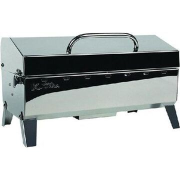 Camco 58110 Kuuma Charcoal Grill with Inner Lid Liner