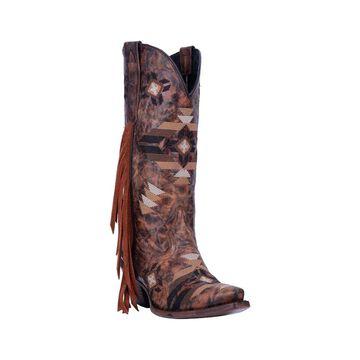 Dan Post Western Boots Womens Pueblo 12