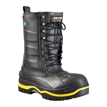 Baffin Men's Granite Safety Toe and Plate Boot Black
