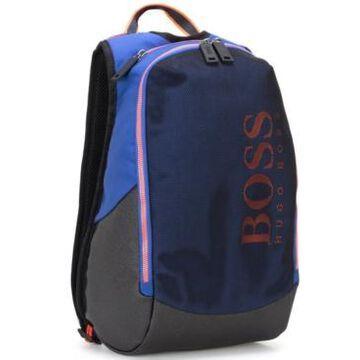 Boss Men's Evolution Mesh Logo Backpack