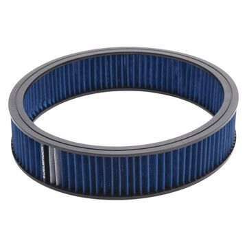 43667 Air Cleaner Element, Blue - 3 in. - 14 in. dia.