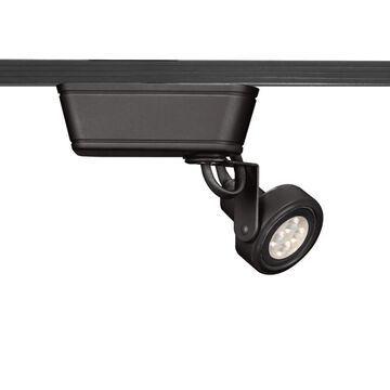 WAC Lighting 120V HT-160 LED Range 1-Light Track Head in Black