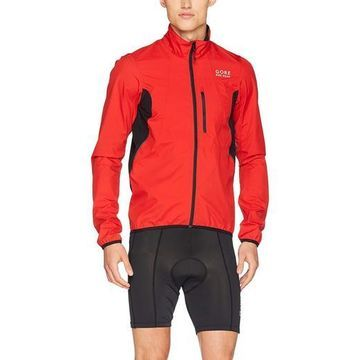 ''Gore Bike Wear 2in1 Mens Cycling Jacket, Super Light, Compact, GORE Zip-Off XL,''