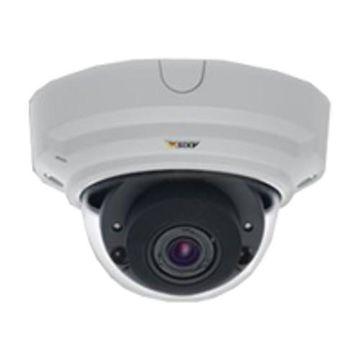 AxisP3364-LV 12mm - Network surveillance camera - dome - vandal-proof - color (Day&Night) - 1280 x 960 - vari-focal - audio - LAN 10/100 - MJPEG, H.264, AVC - PoE Plus(0486-001)