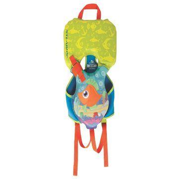Stearns Puddle Jumper Infant Hydroprene Life Vest - Orange