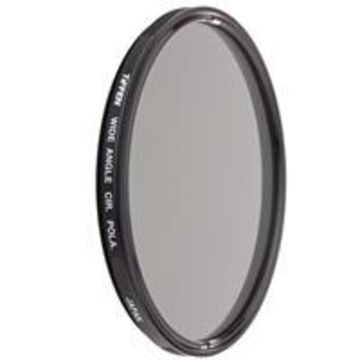 Tiffen 77mm Circular Polarizer Wide Angle Thin Glass Filter