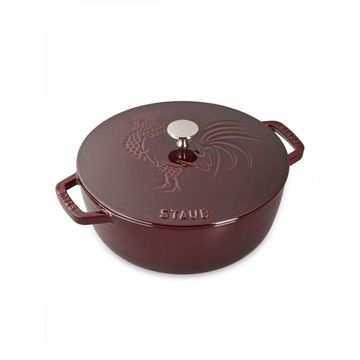 3.75-Quart Essential Rooster French Oven