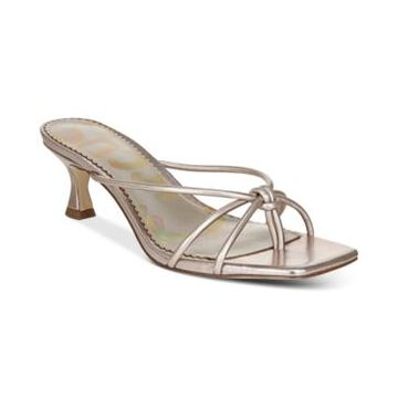 Circus by Sam Edelman Jess Barely-There Kitten Heel Sandals Women's Shoes