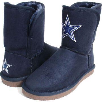 Women's Dallas Cowboys Cuce Touchdown Boots