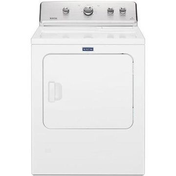 Maytag White Gas Dryer