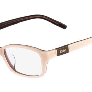 Chloe CE 2630A Asian Fit 275 Womens Glasses Size 53 - Free Lenses - HSA/FSA Insurance - Blue Light Block Available