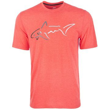 Men's Shark Logo T-Shirt, Created for Macy's